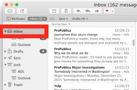 yahoo email junk mail how to delete all emails from mail in mac os x