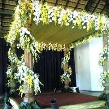 indian wedding mandap prices mandap decoration order at bangalore on