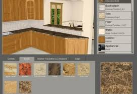 Design Kitchen Cabinets Online Free On Line Kitchen Design Plan Home Decorating Tips And Ideas