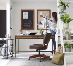 Home Office  Pottery Barn  Offices  Pinterest  Office furniture