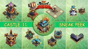 samouraï siège samurai siege castle 11 update sneak peek