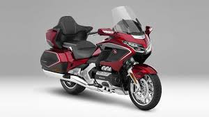 Honda U0027s Top Class Touring Motorcycle