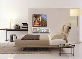 fairy gallery with flowers landscape painting for bedroom