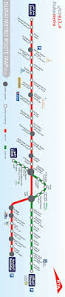 Red Line Map Dubai Metro Map Interactive Route And Station Map Dubai Metro