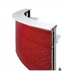 Metal Reception Desk Informa Is A Reception Desk To Enable Communication In Waiting Areas