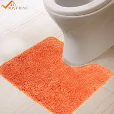 Cheap Bathroom Rugs And Mats by Online Get Cheap Orange Bathroom Rug Aliexpress Com Alibaba Group