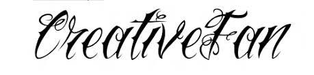 37 useful cursive tattoo fonts creativefan