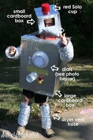 Kids Robot Halloween Costume Kids Costume Ideas Robot Costumes Robot Cardboard Boxes