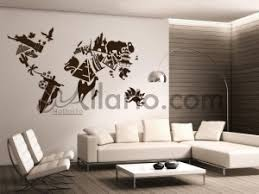 abstract dubai wall decal sticker for home decoration designs