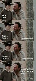 Rick Carl Memes - rick and carl meme 100 images 31 of the best dad jokes told by