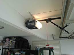 Design Your Garage Door Delighful Garage Door Opener Installation Attach The Bracket