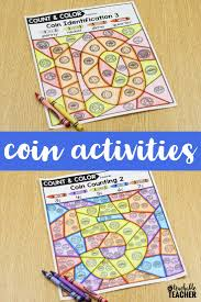 Coin Worksheets 50 Best Money Images On Pinterest Teaching Ideas Teaching Money
