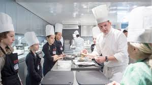 cours de cuisine enfants offrir un cours chez un grand chef gaultmillau channel