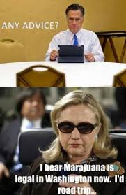 Hillary Clinton Texting Meme - election 2012 hair flag lady steals the show from obama and
