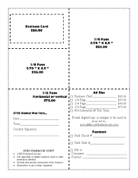 ac ad page u0026 pricing jpg 816 1056 yearbook ads pinterest