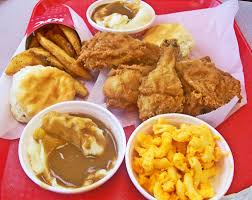 i am so glad because today i am going to eat in kentucky fried