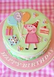 kids birthday cakes pastel peppa pig birthday cake 2014 pastel kids birthday
