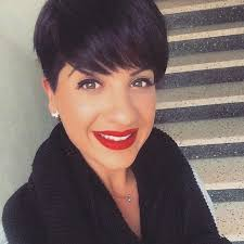 jet black short hair 21 gorgeous short pixie cuts with bangs styles weekly
