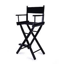 sogar canvas folding portable high stool director u0027s chairs makeup