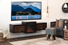 fireplace deluxe w soundbar