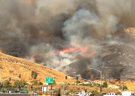 Wildfire Casino On Rancho by 5 Recent Highland Fires Fueled By Abundance Of Dry Brush Cal Fire