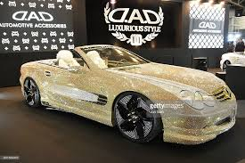 swarovski siege the auto salon s custom cars some rides on display at