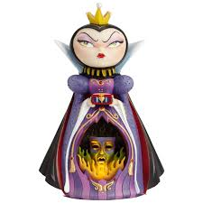 the world of miss mindy evil queen light up figurine figurines