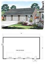 3 Car Garage Designs by 27 Best 3 Car Garage Plans Images On Pinterest Garage Plans