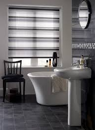charming white kitchen blinds modern venetian blind over sink and