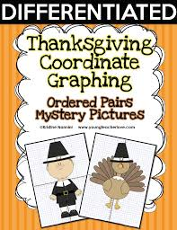 thanksgiving geometry activities thanksgiving coordinate graphing ordered pairs mystery pictures