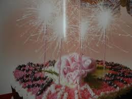 candele scintillanti candeline scintillanti centro decorazioni dolci