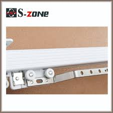 Heavy Duty Flexible Curtain Track by Automatic Drapery Motor Opener With Curtain Rail Electric Curtain