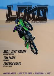 von zipper motocross goggles loko fmx magazine issue 002 by loko fmx magazine issuu