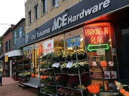 ace hardware store old takoma ace hardware 7001 carroll avenue takoma park md