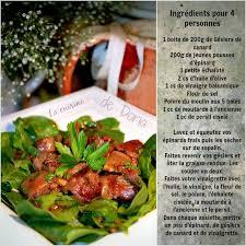 cuisiner les gesiers salade de gésiers confits de canard et de jeunes pousses d