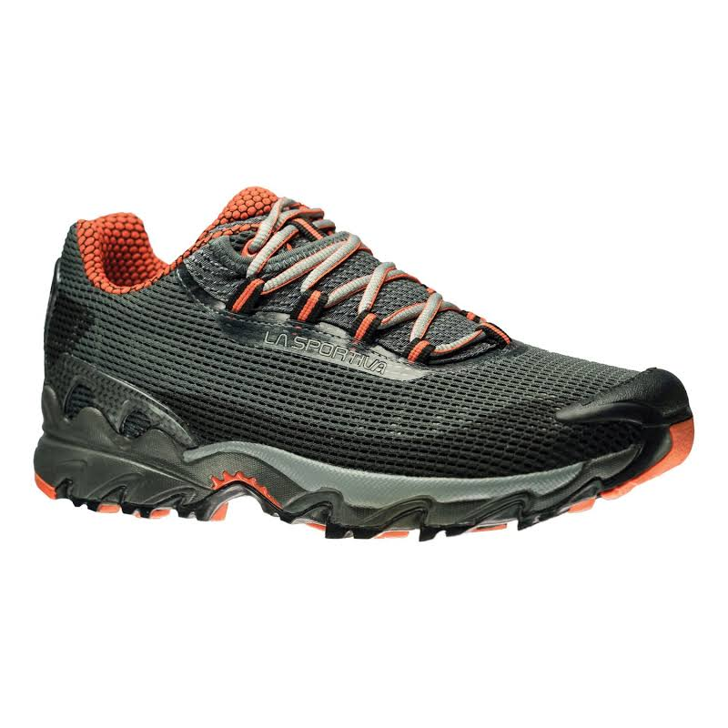 La Sportiva Wildcat Trail Running Shoe Carbon/Flame 45.5 536-900304-45.5