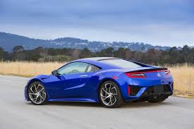 acura nsx approved for production concept to appear at 2012