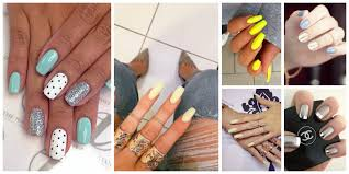 2017 nails trend 50 shades of u2013 the fashion tag blog