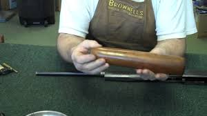 gunsmithing winchester model 1907 351 gunworks youtube