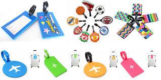 unique luggage tags custom pvc luggage bag tags pvc creations