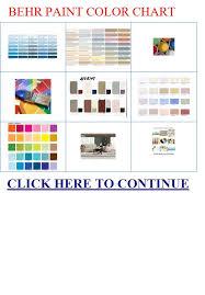 behr paint color chart color chart behr paint color chart