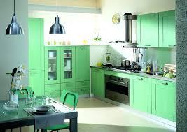 meuble cuisine vert pomme cuisine tunisienne meuble vert chaios