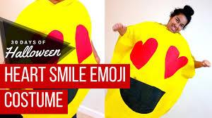 Emoticon Costume Halloween Diy Smile Heart Emoji Costume Jphalloween 30 Halloween