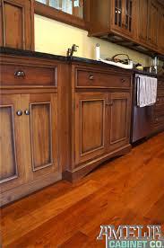 Black Glazed Kitchen Cabinets 9 Best Country Kitchen Cabinets Images On Pinterest Country