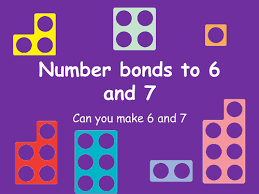 number bonds for 6 and 7 by lizella teaching resources tes