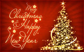 merry christmas and happy new year wallpapers hd images with