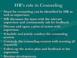 Counseling Skills For Managers Employee Counselling