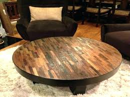 Rustic Round Coffee Table Best Round Coffee Tables Round Glass Top