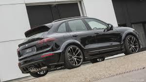 Porsche Cayenne 550 Gt - techart magnum porsche cayenne black 2016 porsche cayenne black
