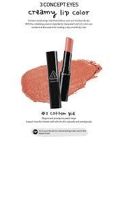 3ce creamy lip color
